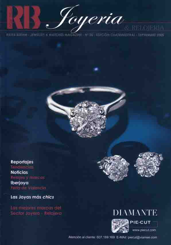 cool jewellery magazine revista de joyas revista relojes revista plata bisuteria with revistas de